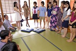 ZUKOBAKO 奇跡の夏休み 〜素人男性達が過ごした夢の1日〜