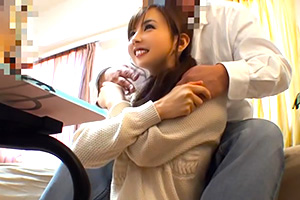 慾求不滿的人妻-冴島かおり 清純美人妻的巨大咪咪2「G級核彈」發射預備:SOD都這樣演